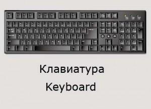 klaviatura