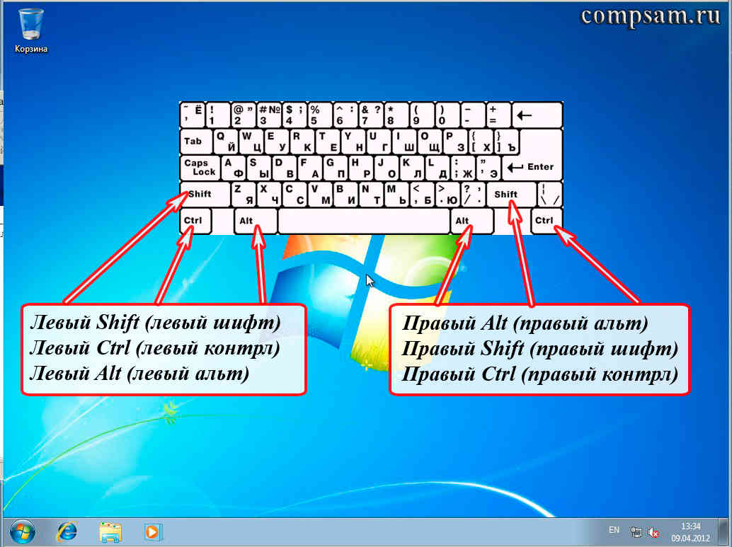 Как на клавиатуре сделать строчную букву 97
